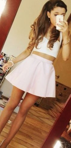 Ariana grande! - Krystal Adams