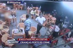 Galdino Saquarema Noticia: Executado no meio de um bar lotado em Natal
