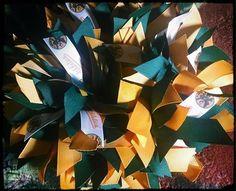 Oakland Athletics Ribbon Wreath  https://www.etsy.com/shop/tomfam18?ref=hdr_shop_menu
