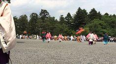葵祭(2015年5月15日 京都御苑 京都府京都市上京区京都御苑3番地):Romantic Area Kyoto 京の都ぶらぶら放浪記
