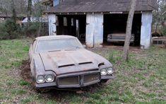 1971 Pontiac GTO: Barn Fresh - http://barnfinds.com/1971-pontiac-gto-barn-fresh/