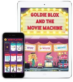 App – GoldieBlox