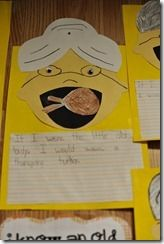 Another Old Lady writing activity  If I were the old lady, I would swallow a…