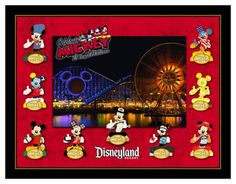 Disney Pin Display idea