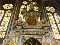 Kirche St Johannes Neubrandenburg, Germany