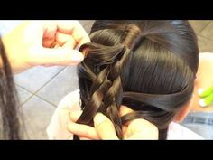 In this tutorial I'll be showing you a 5 strand braid. It might take a little practice but I think you'll love the results. Thank You So Much for watching!!!...