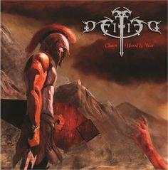 DEIFIED – Chaos, Blood & War (E.P.)
