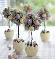 DIY - Do it yourself - Easter 2014 - Easter decoration craft cool itself