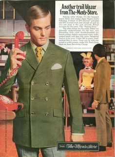 Sears The Men's Store - 1969 | von rchappo2002
