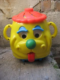 Kohner Busy Face Toddler Toy 1973