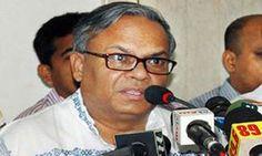 গুলশান কার্যালয়ে বিএনপি নেতা রিজভী অবরুদ্ধ