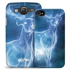 Harry Potter's Patronus Phone Case for iPhone and Galaxy |