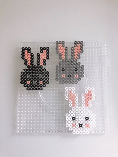 Many people believe that there is a magical formula for home decoration. You do things… Holiday Crafts For Kids, Diy For Kids, Crafts To Make, Arts And Crafts, Diy Perler Bead Crafts, Diy Perler Beads, Iron Beads, Diy Easter Decorations, Perler Patterns