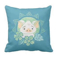 Moana | Pua - Not For Consuming Throw Pillow. ** Find out more at the picture