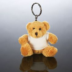 Xpres.co.uk - Teddy Key Ring & 100% Cotton Shirt
