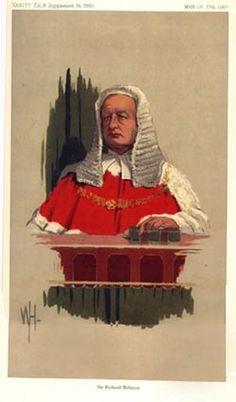 Carbolic Smoke Ball Co. > Sir Richard Webster