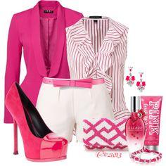 So much pink!!