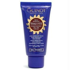 50mili/1.7 ounce Summer Radiance Self-Tan For Face by Guinot. $41.47