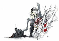 Caballero de las espinas