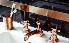 HappyModern.RU | 85 идей аксессуаров для ванной комнаты: создаем уют и красоту | http://happymodern.ru