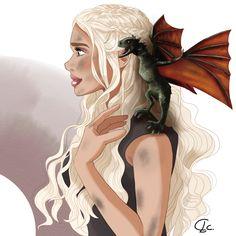 La mère des dragons