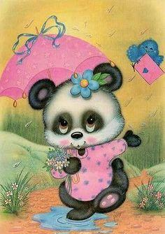 <3 Panda <3