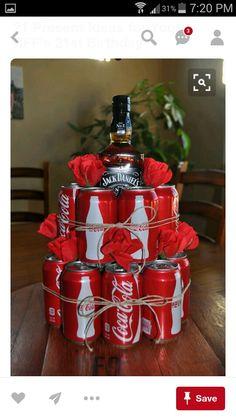 Rum and coke tree