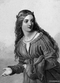King John - Blanche de Castille