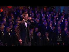 Joy to the World - David Archuleta and the Mormon Tabernacle Choir