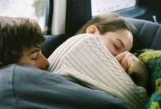 Will snuck a look into the back seat.  Emma was curled up against Ryder's chest.  Ryder's face was pressed against her shoulder blade.  They looked so comfy and in love.  Will had to look back at the road to avoid yelling at him.