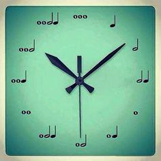 Hora musical.
