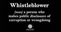 Shedding Light - Child Abuse Whistleblower Shunned by Legal System Takes a Stand - Definition