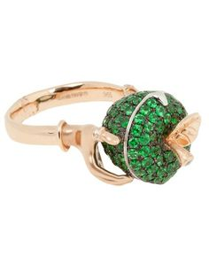 Stephen Webster Small Poison Apple Ring - L'eclaireur - Farfetch.com
