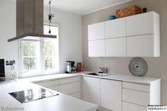 Kuva: Metsolassa (http://www.styleroom.fi/album/44961) #styleroom #inspiroivakoti #keittio