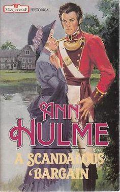 Scandalous Bargain - Ann Hulme - Mills & Boon - Good - Paperback