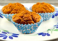 Make and share this Weight Watchers 2 Point- Pumpkin Muffins recipe from Genius Kitchen.
