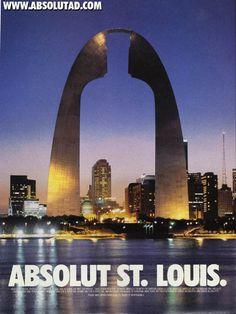 Absolut St. Louis