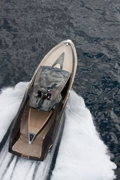 Hedonist boat by Art of Kinetik