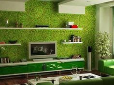 Eco-friendly wallpaper theme to turn your home stylish!