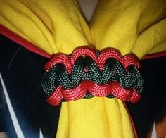 paracord kneckerchief Lathe Projects, Paracord Projects, Wood Turning Projects, Paracord Ideas, Cub Scouts Wolf, Boy Scouts, Auction Projects, Quilling 3d, Scroll Saw Patterns