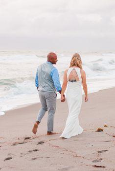 IG: @jaskproductions 📸 Cocoa Beach, Florida #beach #beachelopement #beachwedding #sunrise #sunrisephotography