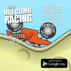 Hill Climb Racing, App, Apps