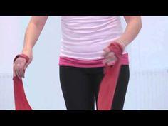 ŽijZdravě.cz: Cvičení s gumičkou - YouTube Capri Pants, Health, Youtube, Capri Trousers, Salud, Health Care, Healthy, Youtubers, Youtube Movies