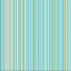 Cuba turquoise stripe wallpaper.