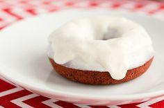 Red Velvet Donuts