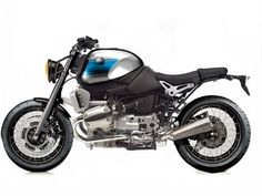 BMW R1100r Concept / Scrambler