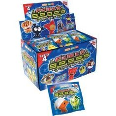 Floor Games - Crazy Bones Power Series 4 Foil Pack *** Click image to review more details.