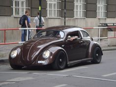 Chopped top Beetle, done very well.