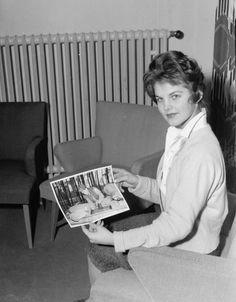 1959    In 1959 ontmoette hij zijn toekomstige echtgenote Priscilla Beaulieu tijdens een feestje in Duitsland.
