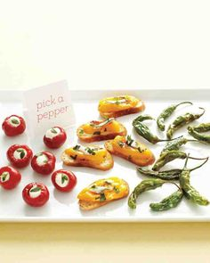 Spicy Pepper Snacks
